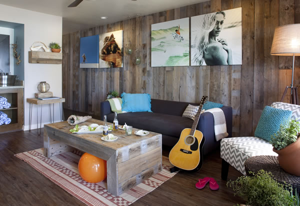 beach style bungalow home decorating diy beach design ideas with