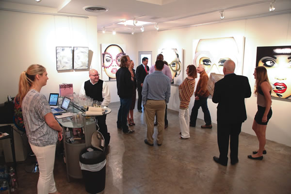 Art Walk, Revitalized - Laguna Beach Magazine | Firebrand