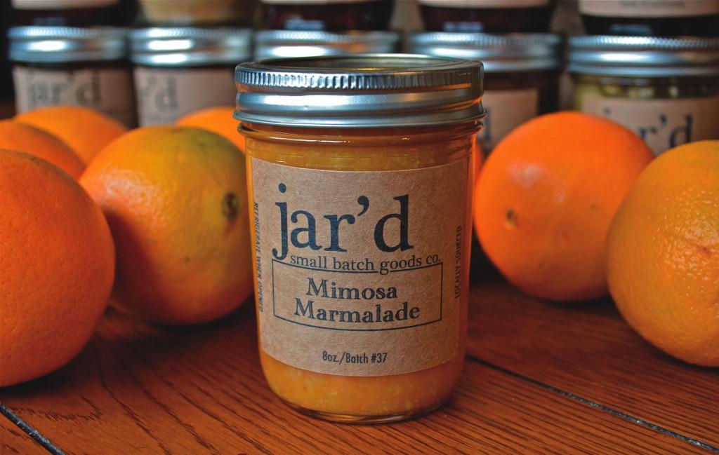 Mimosa-Marmalade
