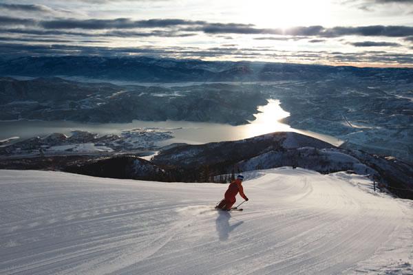 044 Groomed Skiing_Deer Valley Resort
