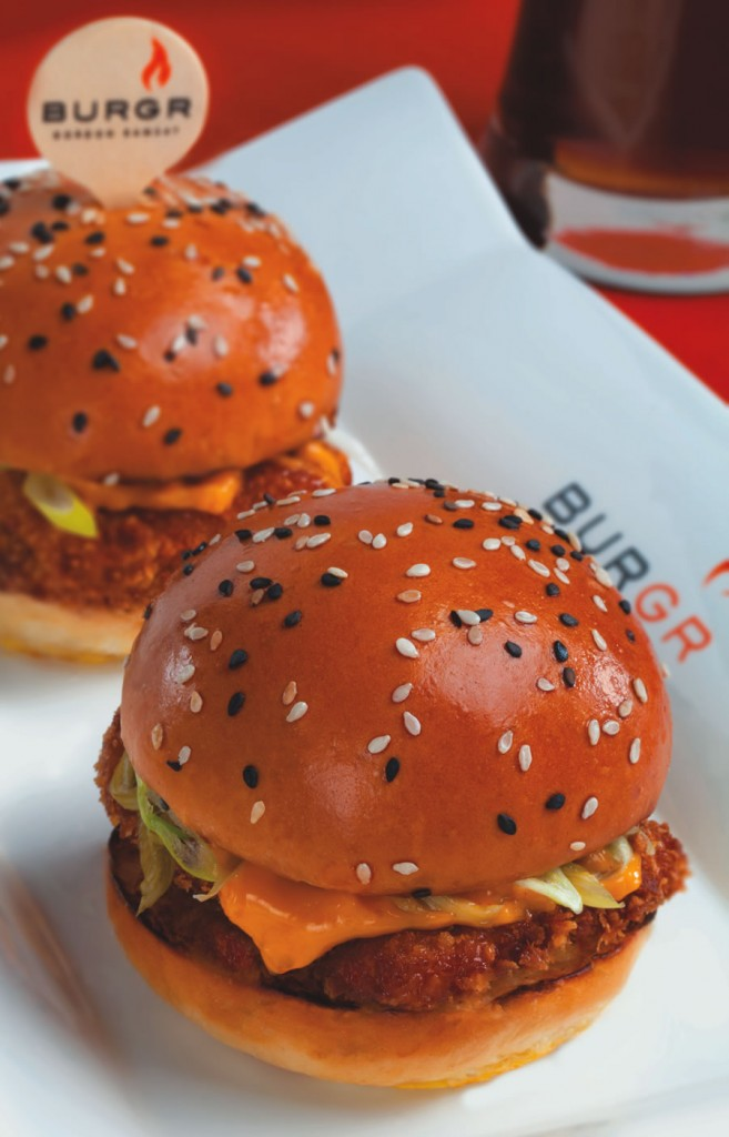 BURGR_Chicken Sliders