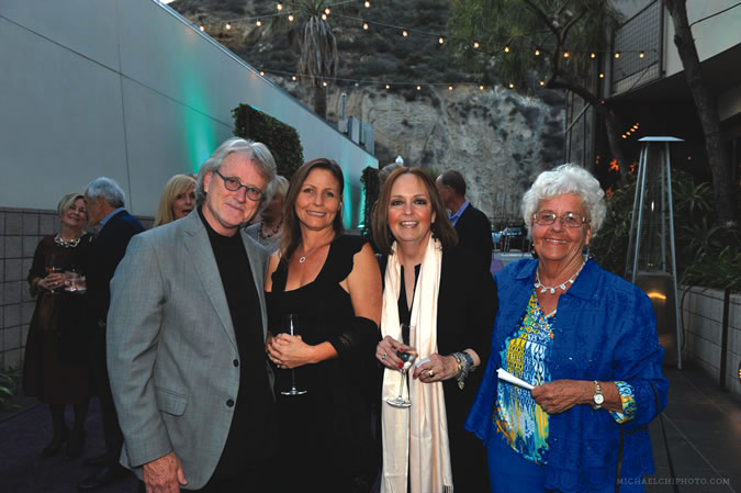 Carl and Susan St.Clair, Susan Davis, Carol Reynolds