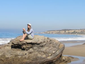 Thea Gavin at Crystal Cove