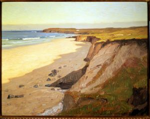 "William Wendt ""Crystal Cove,"" 1912"