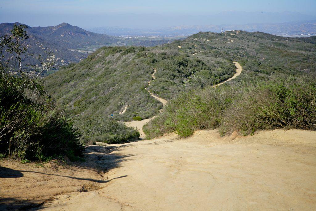 West Rdige Trail