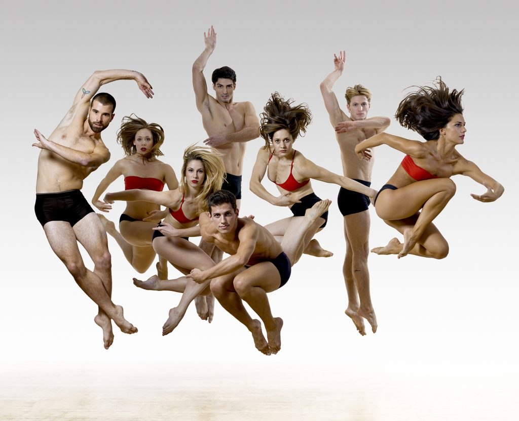 2011 Parsons Dance by Lois Greenfield