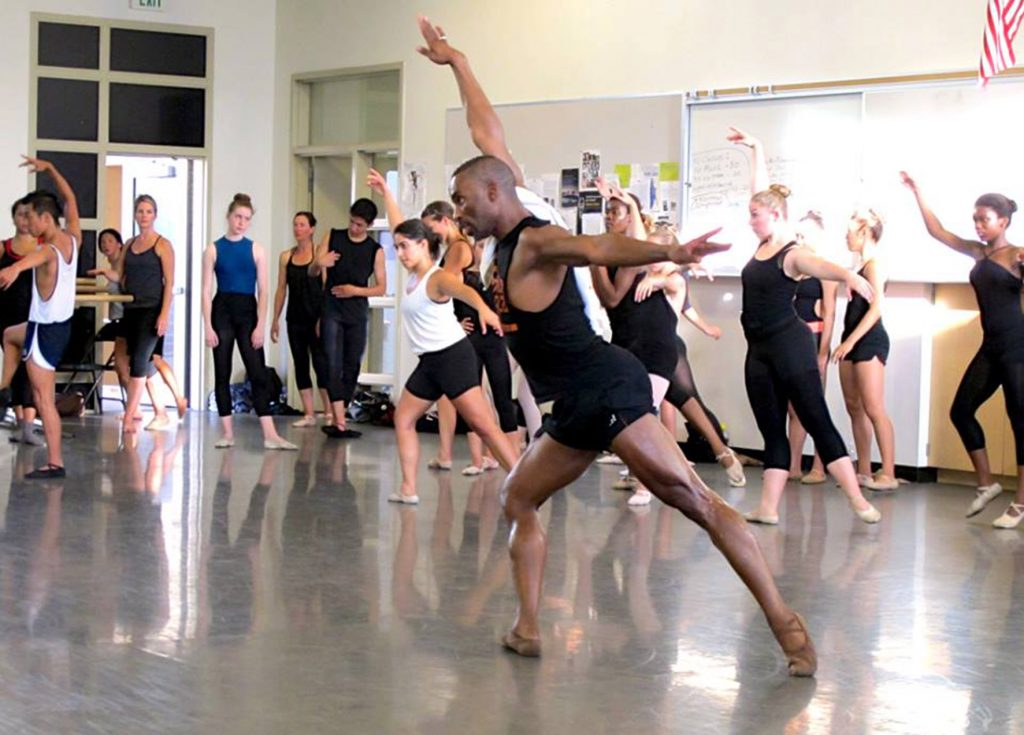 Master Class with Desmond Richardson