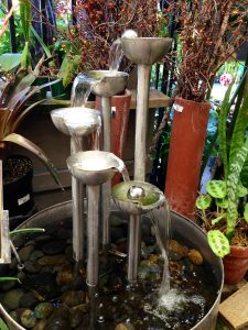 The Ryton Waterfall Fountain - Laguna Nursery