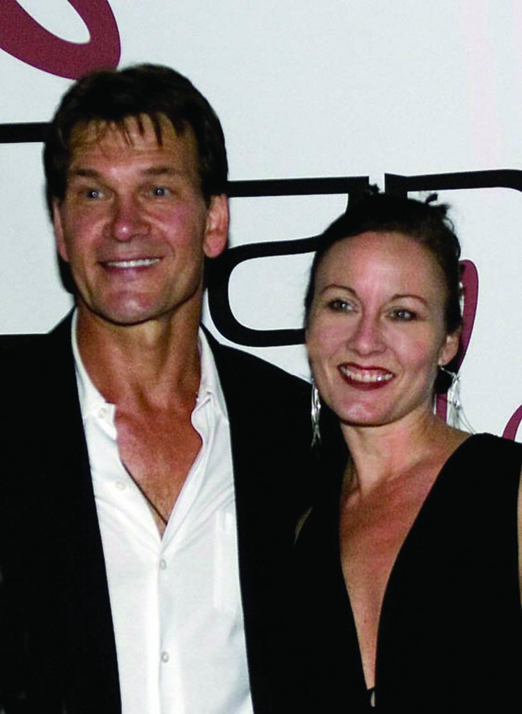 jodie and patrick swayze