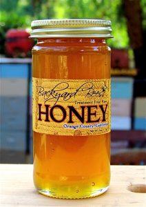 6 oz Honey Jar Single