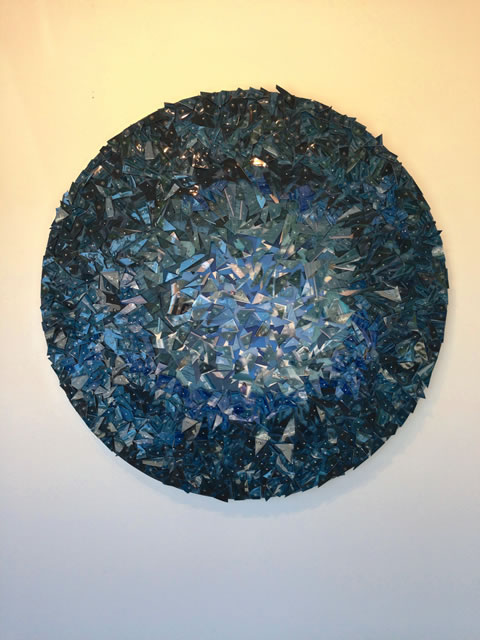 """Oceanscape"" by Mabel Poblet"