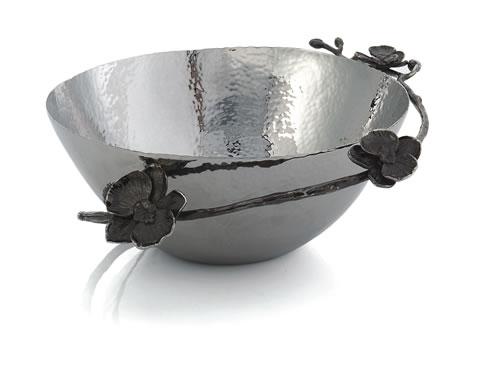Stephen Frank Black Orchid Bowl Medium